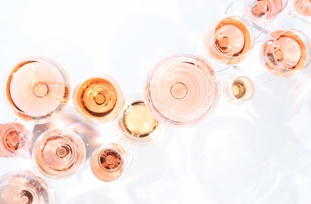 Топ-5 розовых вин этого лета от сомелье