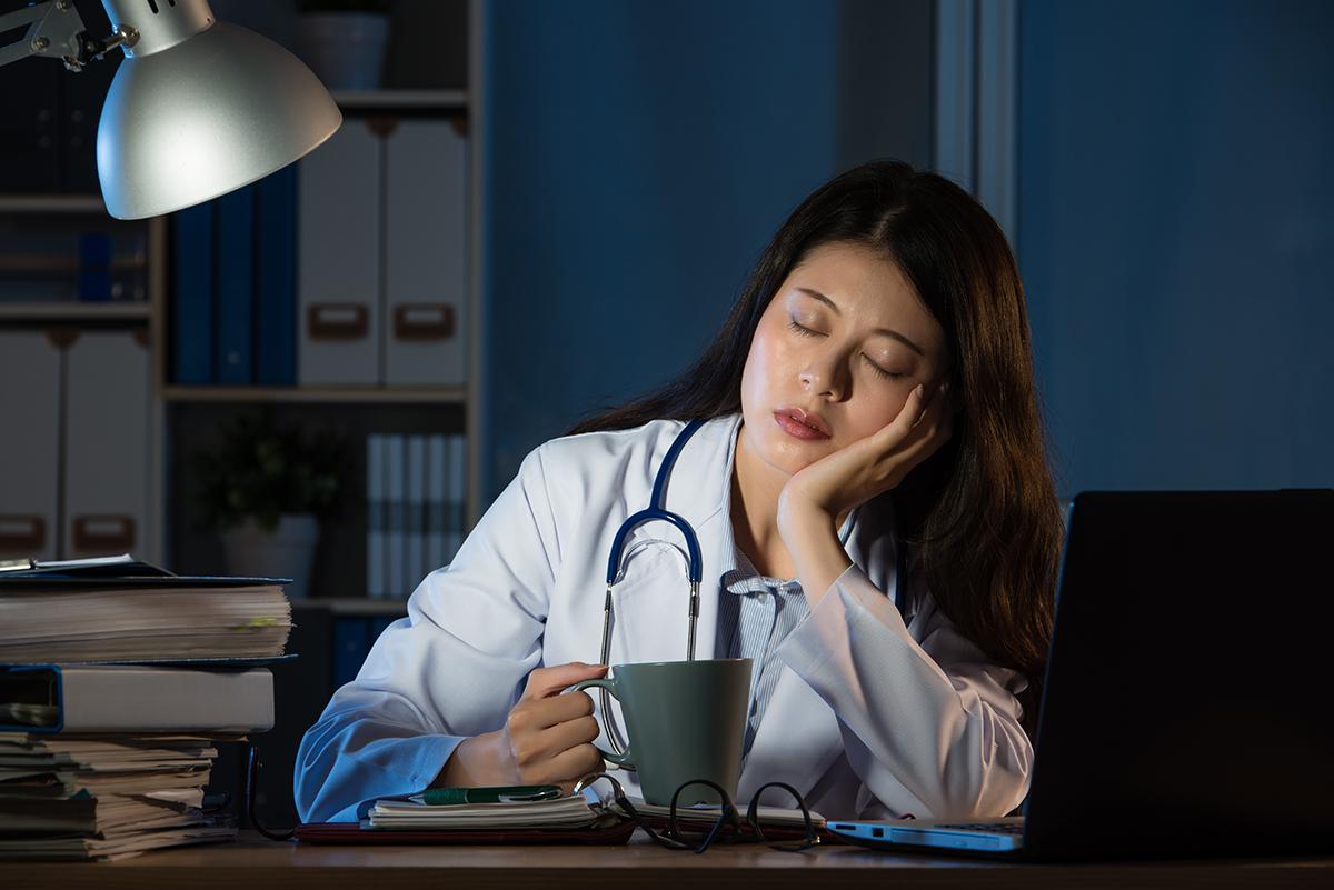 ночная медсестра