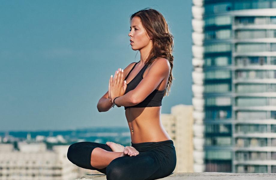 йога и психика